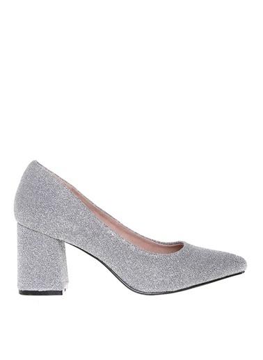 Vero Moda Ayakkabı Gümüş